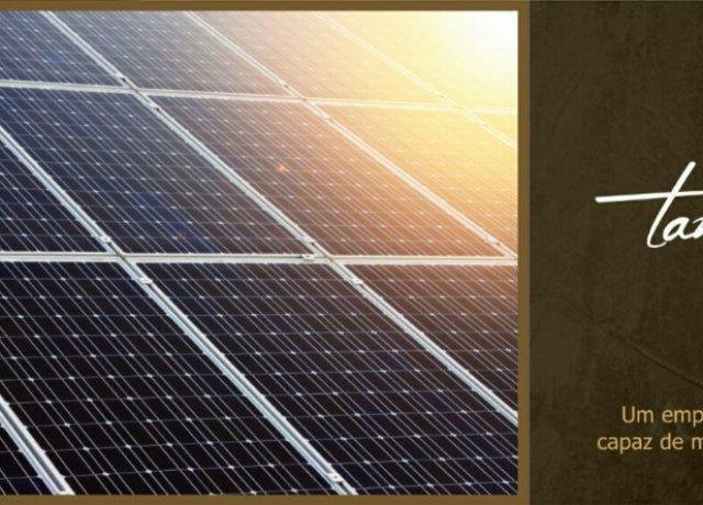 Sistema fotovoltaico de energia
