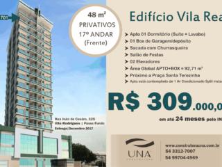 Apartamento Edifício Vila Real