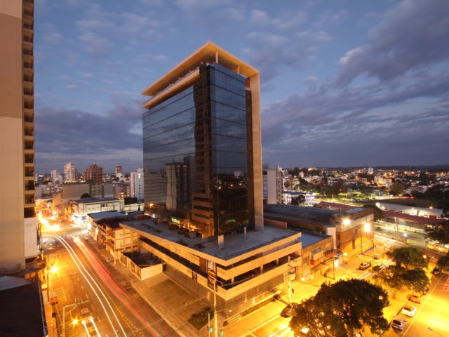 UNA Business Center, o novo ícone corporativo de Passo Fundo