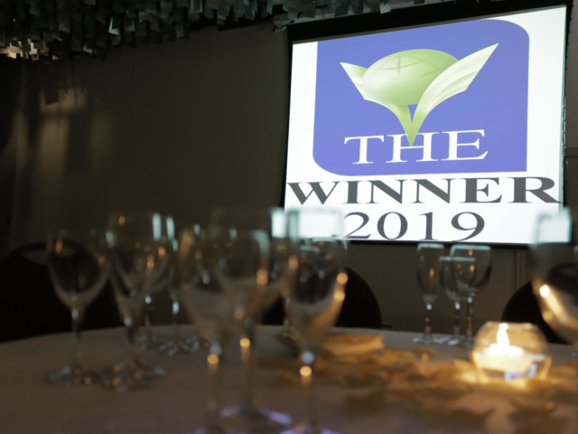 Empresa premiada – Troféu THE WINNER 2019