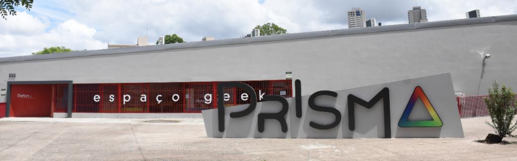 Você sabe o que é o Prisma Espaço Geek?
