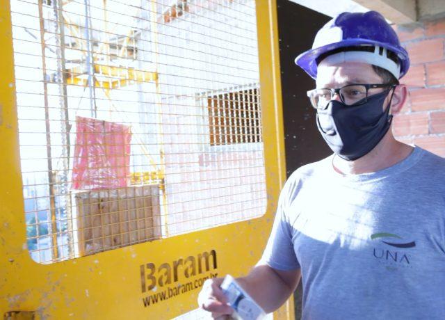 UNA Construtora é a primeira no Rio Grande do Sul a implantar o Agilean