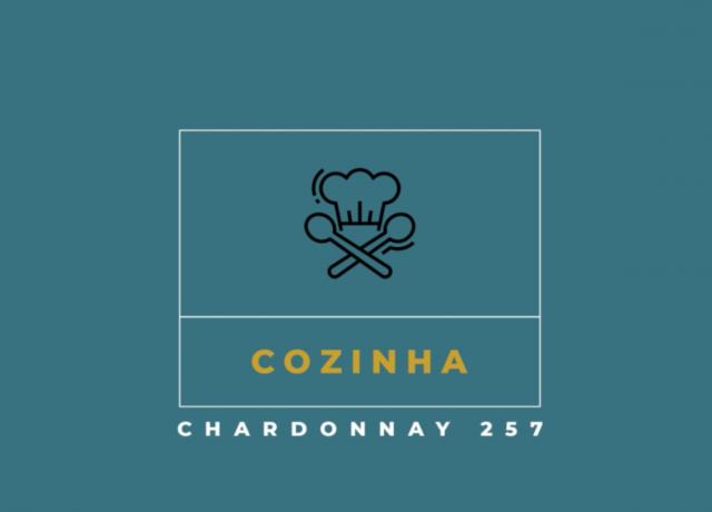 Conheça a COZINHA . CHARDONNAY 257
