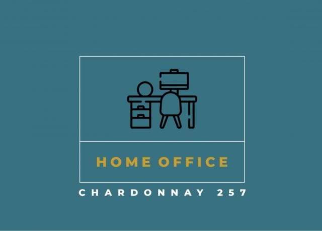 Conheça o HOME OFFICE . CHARDONNAY 257