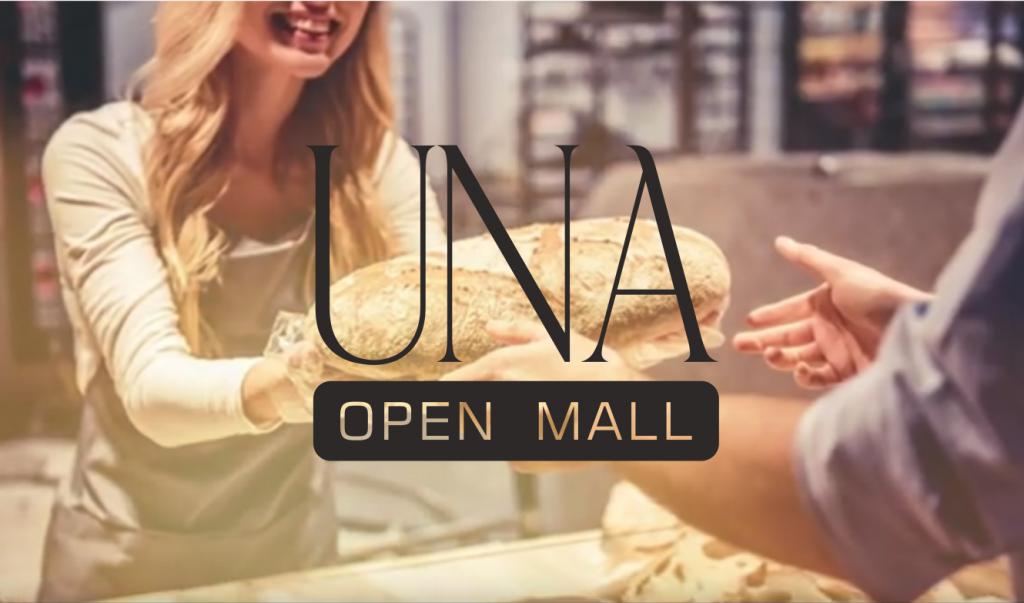 UNA Open Mall um novo centro comercial a céu aberto em Passo Fundo